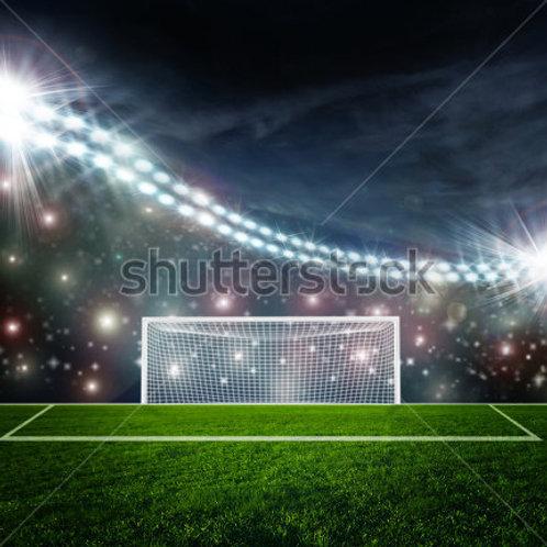 Fundo Fotográfico em Tecido Helanca Light - Copa 2018