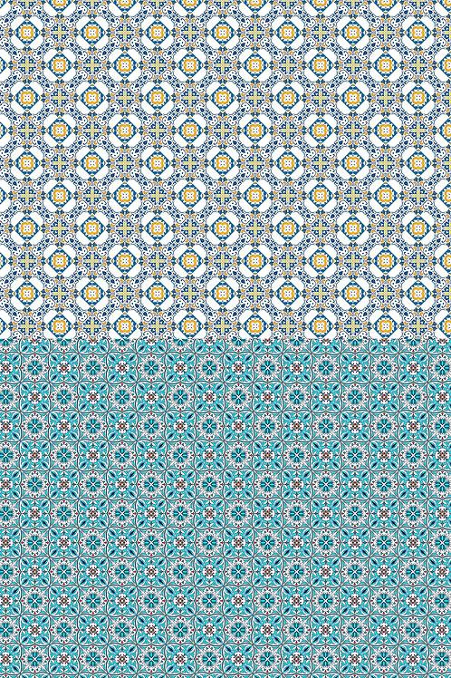 Fundo Fotográfico 2 em 1 - Azulejos