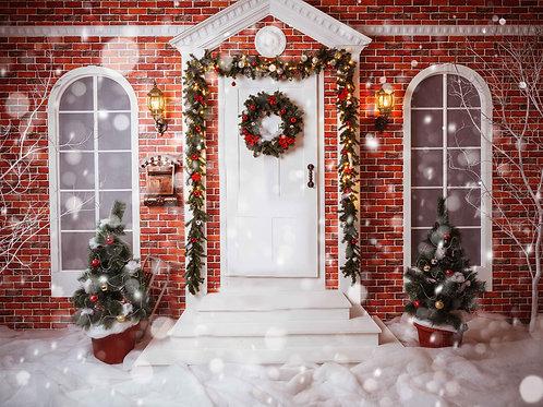 Fotográfico em Tecido Helanca Light - Natal