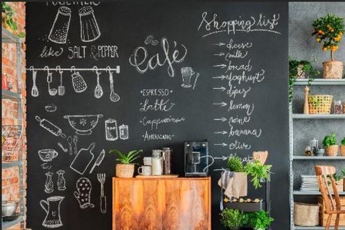 Fundo Fotográfico em Tecido Helanca Light - Café