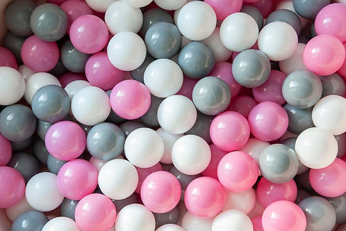 Fundo Fotográfico em Tecido Helanca Light - Parede de balões