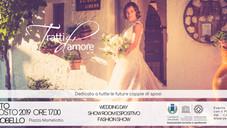 «Wedding Day – Tratti d'Amore», appuntamento sabato 31 agosto
