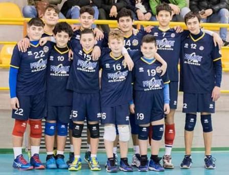 ASD Volley 99 Alberobello, UNDER 14: È FINAL FOUR REGIONALE!!!