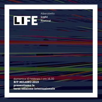 Life - Alberobello Light Festival, alla Bit Milano 2019 la presentazione della terza edizione
