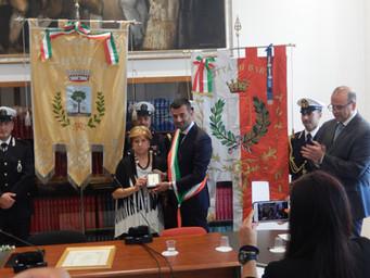 Cittadinanza onoraria a Nicola Marzulli