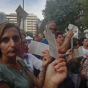 Taranto: cittadini contro l'ILVA