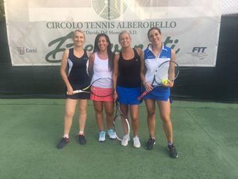 Alberobello: torneo di tennis