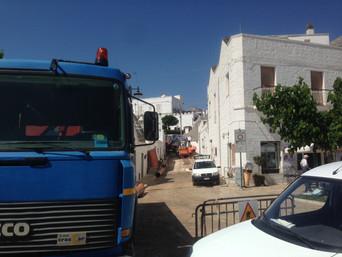 Alberobello: lavori di recupero e valorizzazione degli immobili di proprietà comunale
