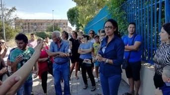 Taranto: gas velenoso nelle scuole