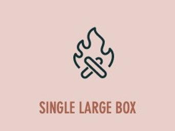 Kiln Dried Firewood Single Large Box