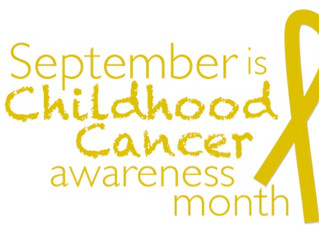 Let's Beat Childhood Cancer Starting Now
