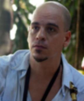 O saxofonista Rafael Velloso
