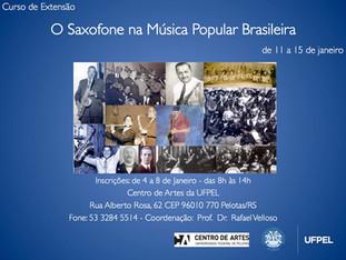 O Saxofone na Música Popular Brasileira
