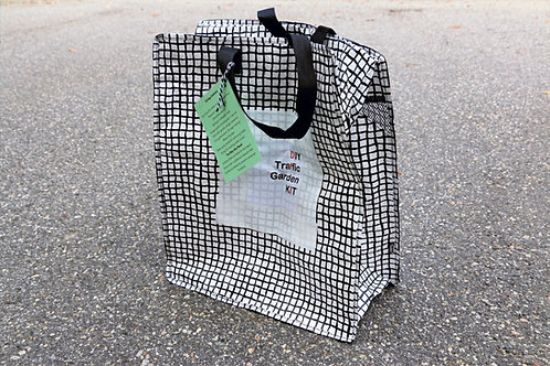 DIY Traffic Garden in a Bag Kit