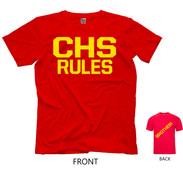 CHS Rules shirt