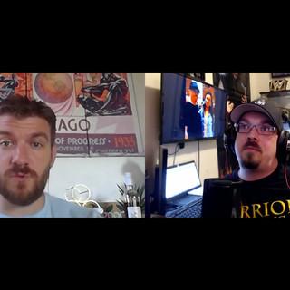 Steve Tortorello Interview 7/24/20