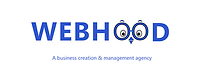Webhood official logo banner in white version.png