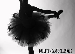 BALLETT KURS / COURS DE DANSE CLASSIQUE