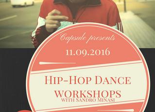 ★★HIP-HOP DANCE WORKSHOP★★