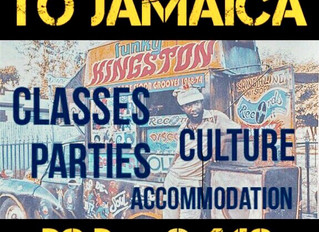 Dancehall Trip to JAMAICA 2018