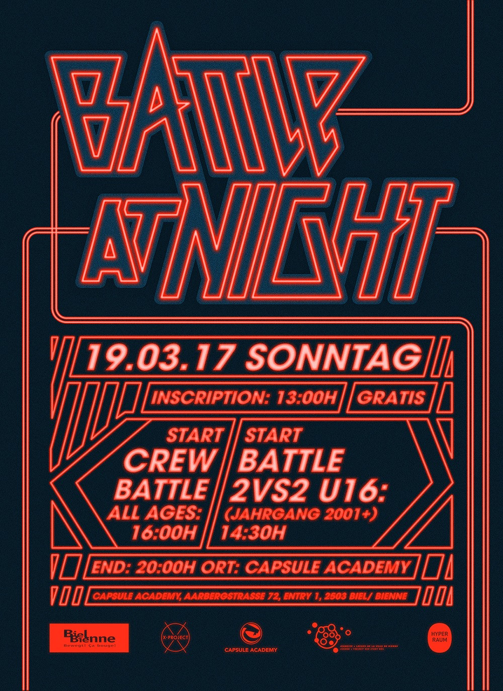 Battle at Night Light 2017