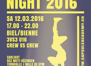 Battle @ Night 2016