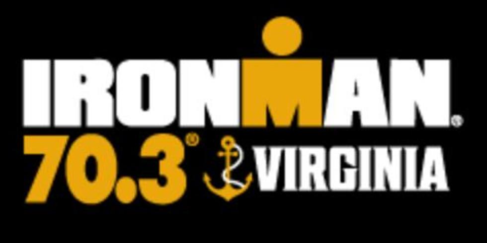 Virginia 70.3 Half Ironman