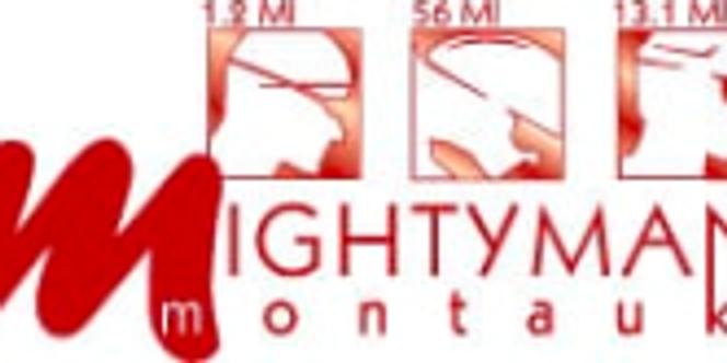 Mighty Man Montauk Half Ironman