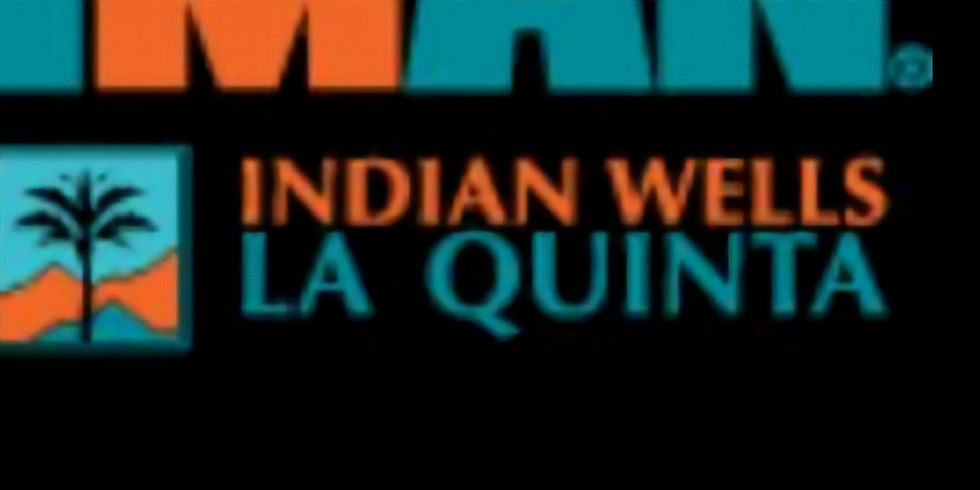 Indian Wells 70.3 Half Ironman
