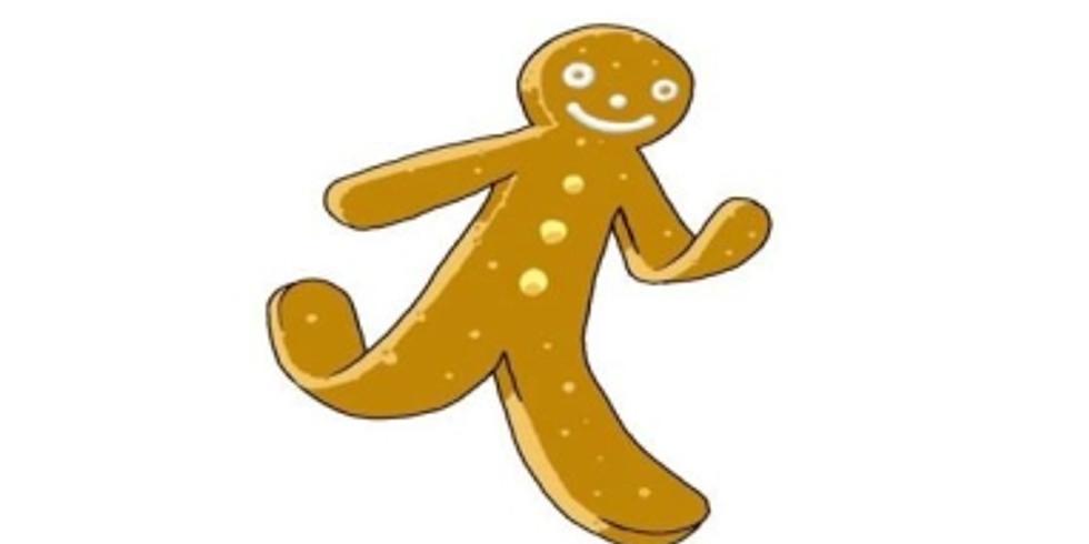 Tough Cookie 5 miler