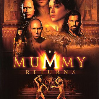 The mummy returns...