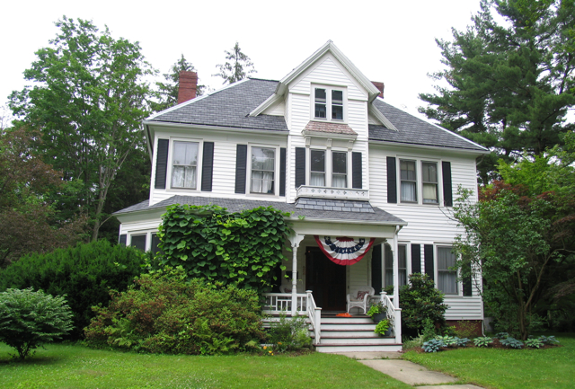 Landscaping Your Historic Home