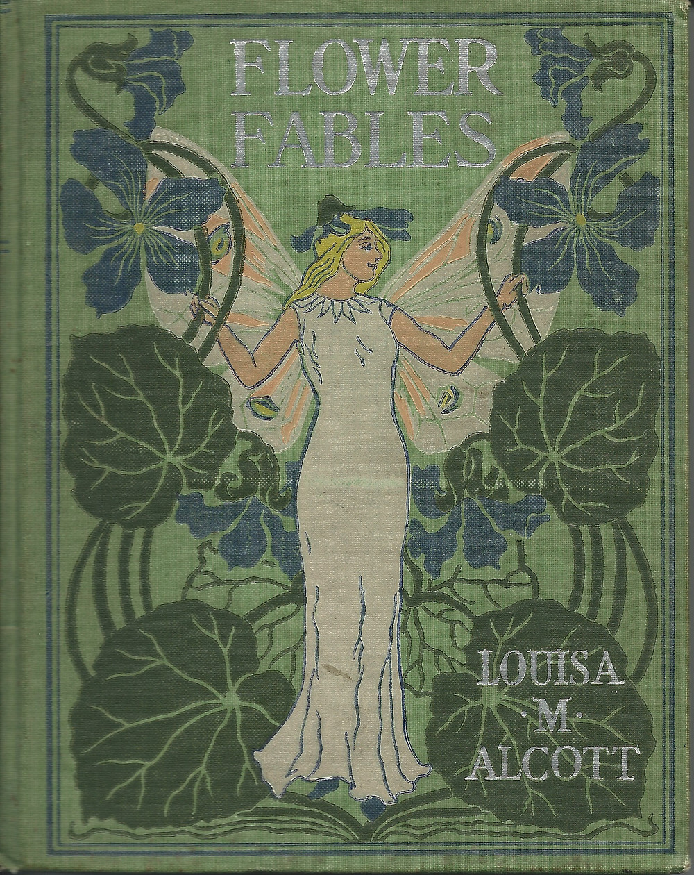 Louisa May Alcott and Flower Fairies