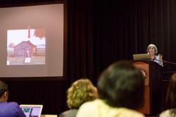 Speaking at LauraPalooza, 2017