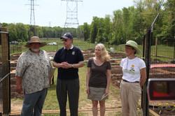Launch, Chatham Community Garden