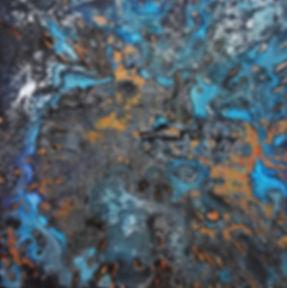 Celeste Blues, anthropocène, temps
