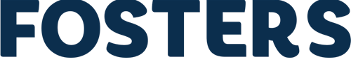 festival sponsor Fosters logo