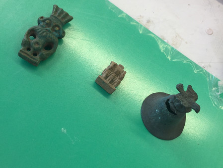 Casting lesson - Splice Moulds