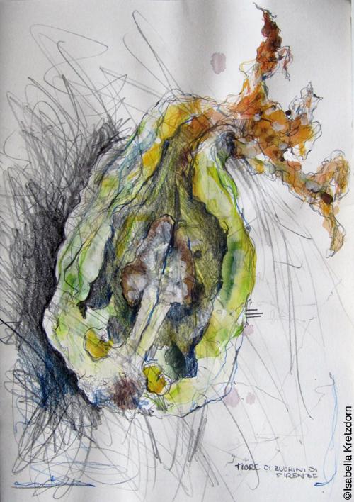Fiore di zucchini