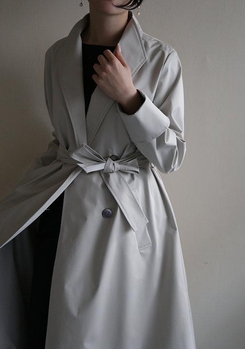 立ち襟コート