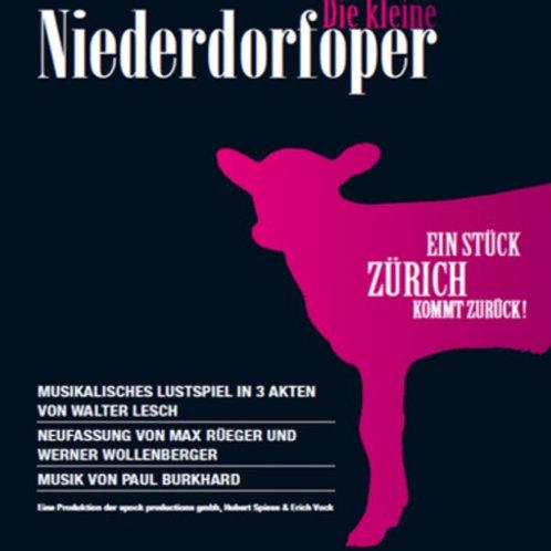 DVD - Die kleine Niederdorfoper