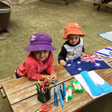 Art and Craft and Fine Motor Skills at Apples & Honey Preschool.