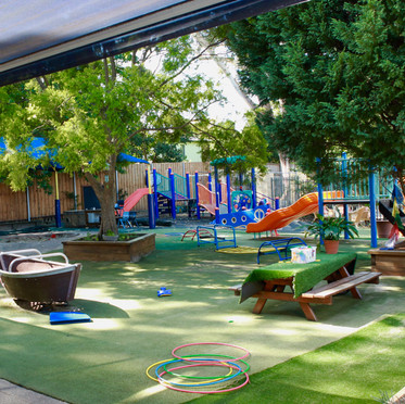 Our Beautiful Playground
