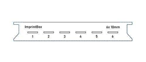 Adaptér 10mm x 6ks / ImprintBox