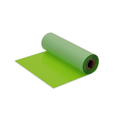 Tisková páska RTS (J) světle zelená (krycí)