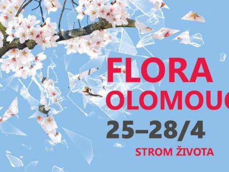 Výstava FLORA Olomouc 2019 - přijďte se podívat na ImprintBox v praxi