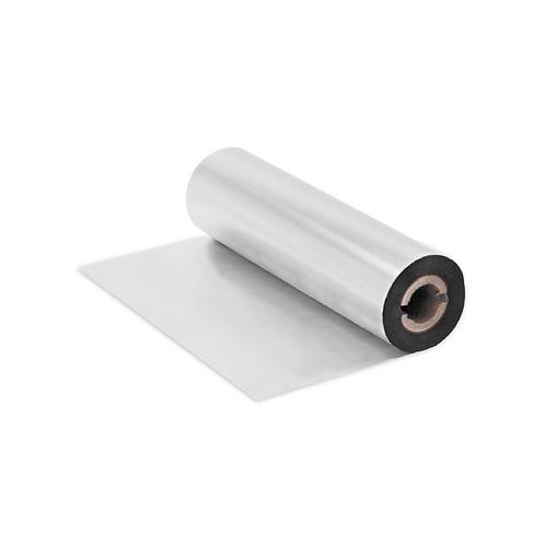 Tisková páska RTS (D) stříbrná metalická (krycí)