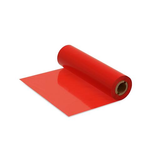 Tisková páska RTS (I) červená