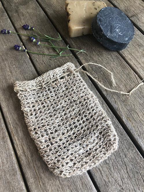 Soap bar scrub crochet pattern