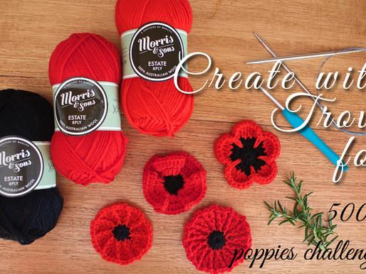 5000 Poppies Challenge